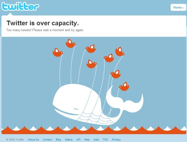 Twitter-over-capacity