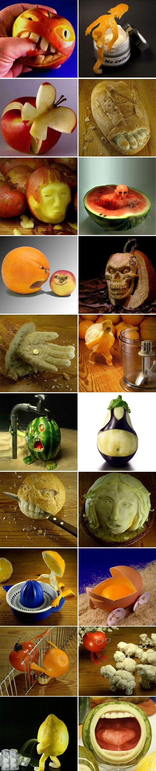 Sculpture-alimentaire-nourriture
