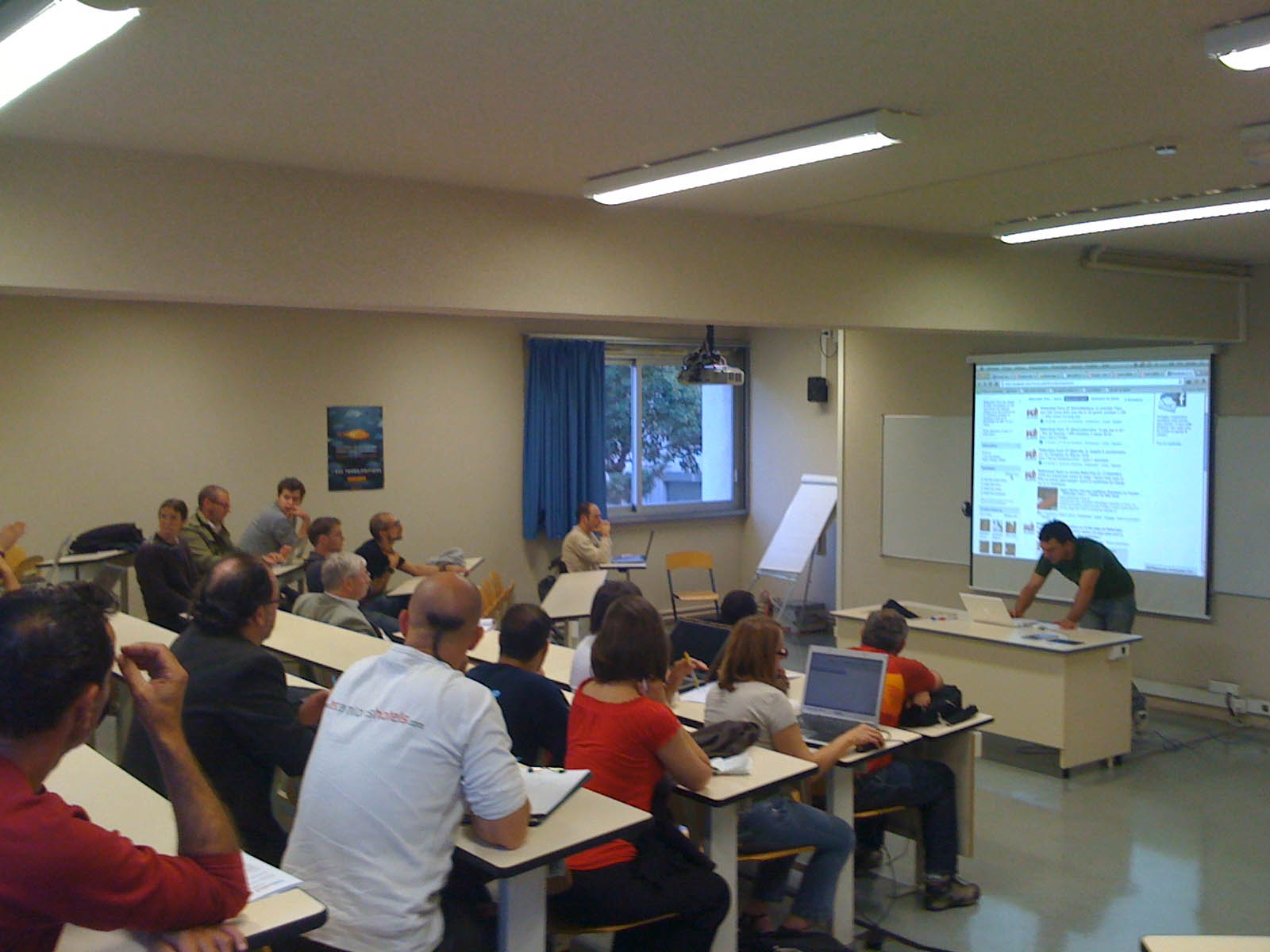 Atelier Facebook : Webschool Tours